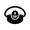 004-boat-captain-hat-white