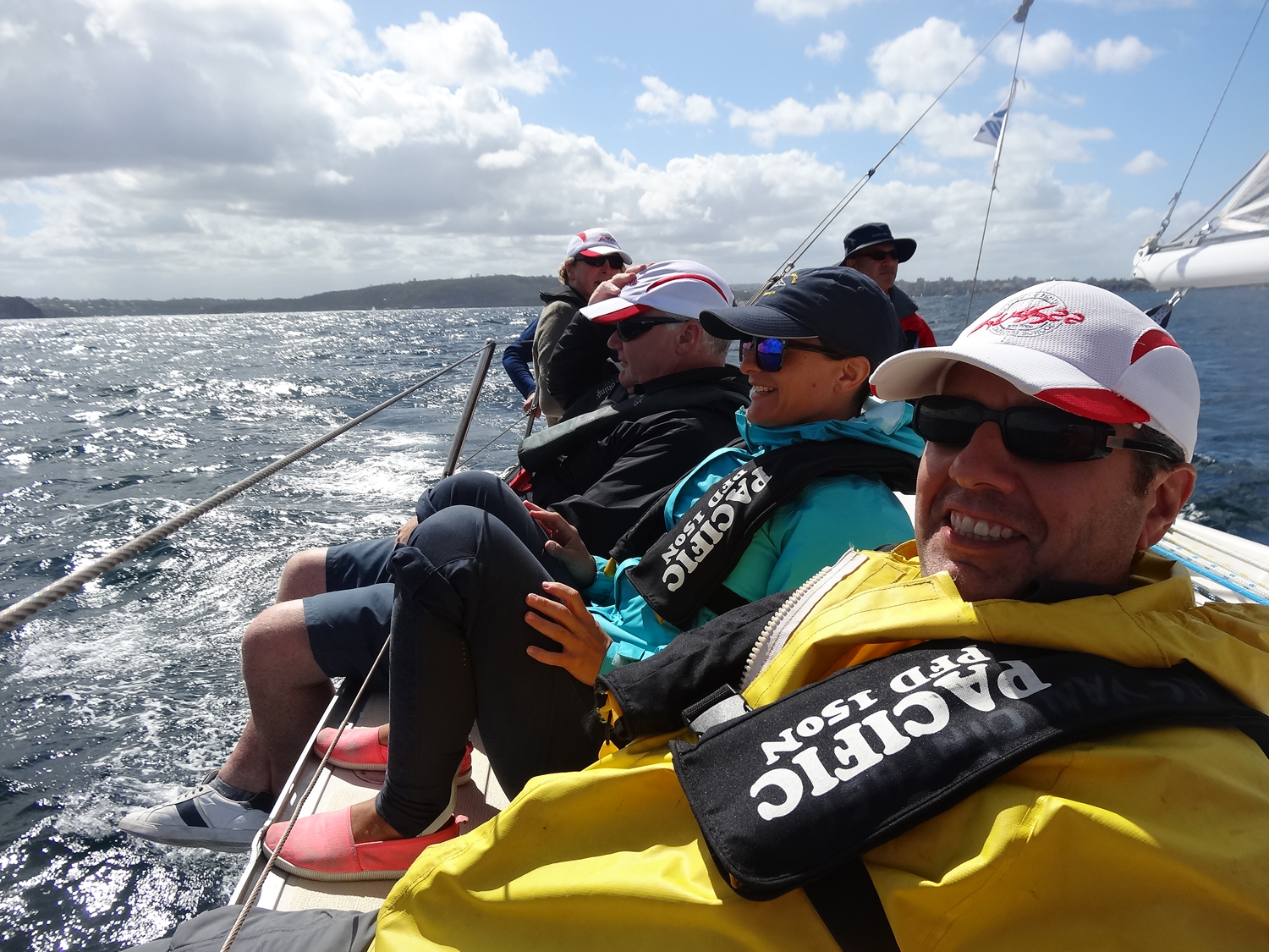 IYT COASTAL SKIPPER COURSE
